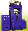 Serial rare earth perm-anent magnet compacting hydraulic press