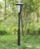 6W solar garden lighting