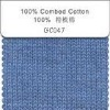 100% cotton melange hand knitting yarn
