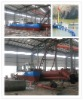 800CBM non-self propelled cutter suction dredger