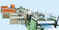 xps foam board extrusion line machine