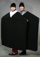 Good quality professional design hair cutting capes MOQ 1ctn
