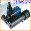 Flow Adjustable Aquarium Submersible Filter Pump with UV