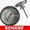 grill/oven temperature gauge