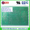 Single-sided Rigid PCB Gold Plating Bare circuit board