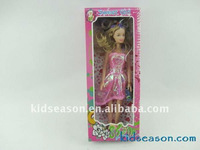 Girl toys fashion doll