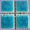 Cheap Blue 1''x1''Swimming Pool Mosaic Tiles