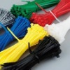 UV black nylon cable tie