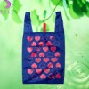 T-Shape wholesale reusable shopping bags