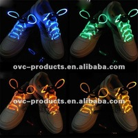 3 Flashing Modes,Brighting and Shining Led Shoelaces.Hot-Selling !!