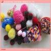 Pompon dolls