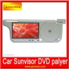Factory price for Car sunvisor car dvd with 7inch TFT LCD Monitor