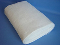 Absorbent Gauze Pillow Roll, 100% cotton (Manufacturer)