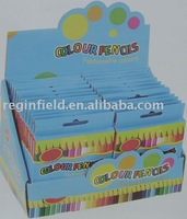 Color pencil wooden pencil, wood colored pencil, pencil set, color pencil ,stationery, HB pencil, Double color pencils
