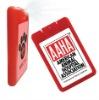 credit card sanitizer sprayer 0.67oz