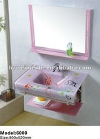 2012 New style Wash glass vanity