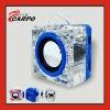 Crystal multifunction mini PC speaker E38