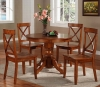 wooden dining table and chair sets