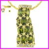2012 hot sale bule necklace