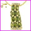 2012 hot sale bule necklace