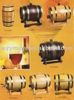 Wooden Wine Bucket
