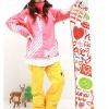 2013 hot unique women ski coats