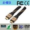 high speed flat HDMI 1.4 3D