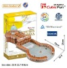 CubicFun 3d puzzle St. Peter's Basilica model of geometric shapes
