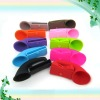 Silicone powerless and wireless sound amplifier for Iphone