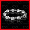 nice quality 925 sterling silver tennis bracelet