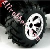 Rubber Tire/Wheel For RC Car