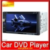 New design 6.2 inch touch screen double din car dvd player with Digital TV /DVB-T/ ISDB-T