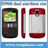 S9900 Triple Sim Card TV Mobile Phone