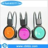 Cute FM wireless Headset with SD & TF card