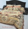 bedspread and chenille bed cover and bedding