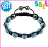 Shamballa bracelets wholesale cheap price top quality shamballa crystal small MOQ
