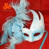 Masquerade mask eye mask party mask feather mask