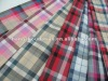 100 Cotton Yarn Dyed Woven Fabric GLCF-0004-Y/D