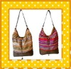 With Decration Fashion Cottton Lady Handbag