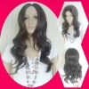 Long curl cheap kanekalon wigs