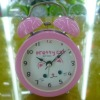 3 inches table alarm clock with low price
