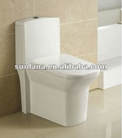 fashional One-Piece Toilet WC Sanitary Ware 8380