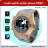 W960 Watch Phone With Camera,Touch Screen,MP3 MP4,FM