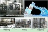 2013 Full Automatic 3-in-1 Drink Water Bottling Machine