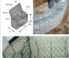 Galvanized hexagonal wire basket mesh manufacturer