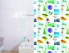 PVC PRINTED SHOWER CURTAIN