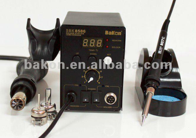 (SBK8586) 2 in1 Repairing /Rework Station Soldering