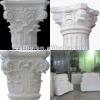 Natural stone column cap