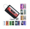NEW RETRO CASSETTE SILICONE CASE FOR IPHONE 4 4S wih Screen Protector