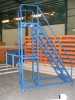 steel movable ladders